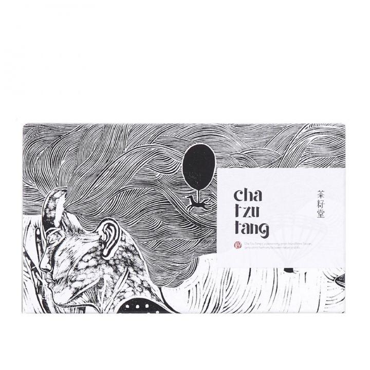 cha tzu tang茶籽堂 《滿額贈》奉公守髮-頭部護理3入組