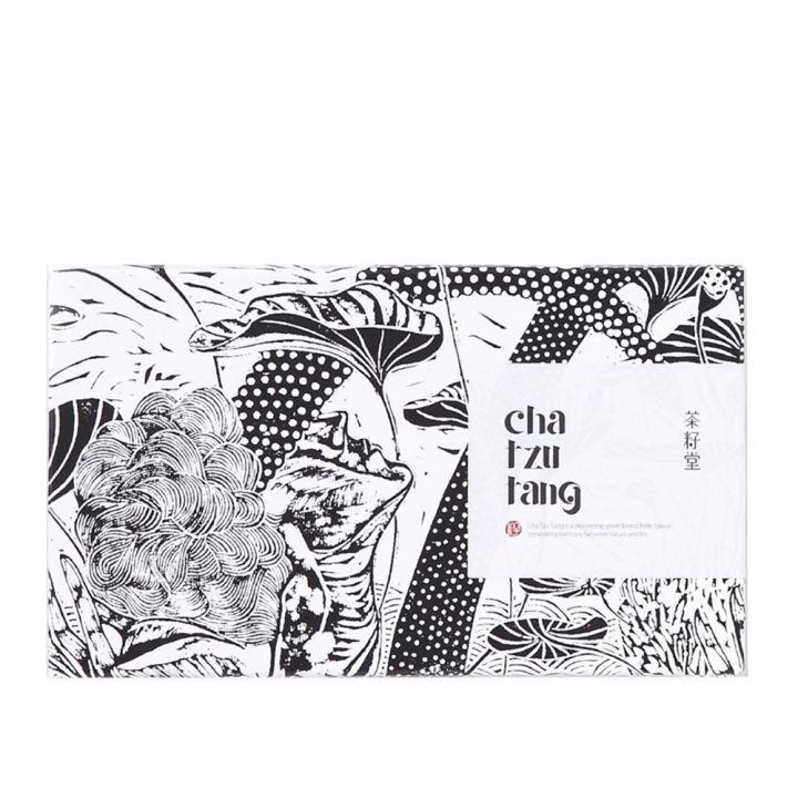 cha tzu tang茶籽堂 《滿額贈》潔身自愛-身體沐浴3入組