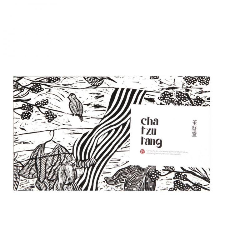 cha tzu tang茶籽堂 《滿額贈》安家樂業-全身清潔3入組