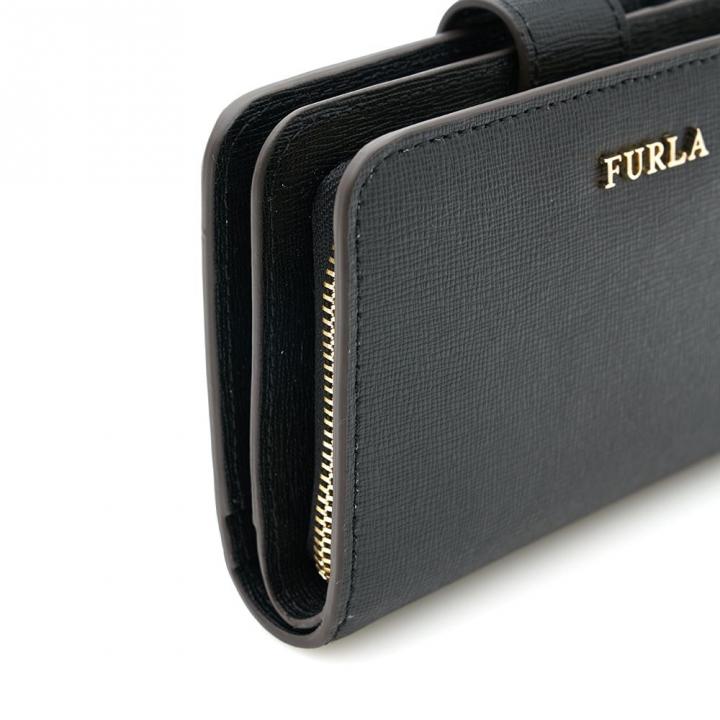 FURLA M ZIP AROUND皮夾