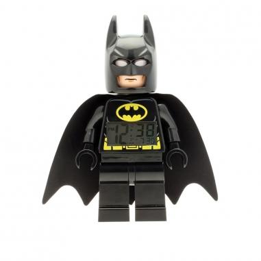 LEGO樂高 超級英雄系列鬧鐘-蝙蝠俠