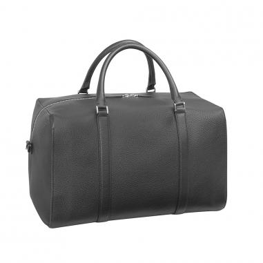 Montblanc萬寶龍(精品) 大班軟皮粒紋系列旅行袋-小