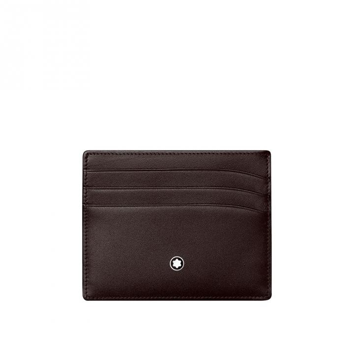 Meisterstück Pocket 6cc - Brown大班系列6卡卡夾