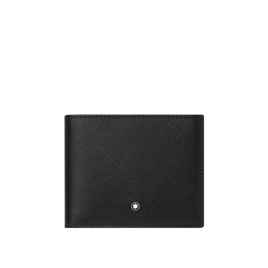 Montblanc萬寶龍(精品) SARTORIAL 6卡皮夾