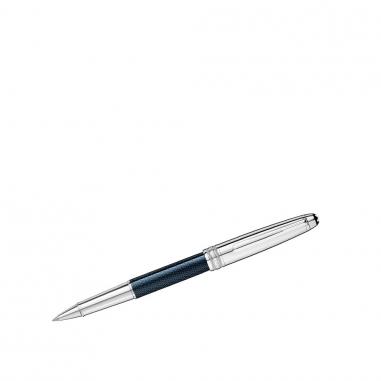 Montblanc萬寶龍(精品) 暮藍系列經典款鋼珠筆