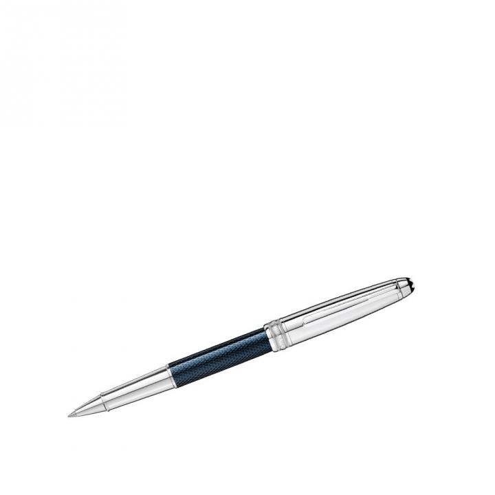 Solitaire Doué Blue Hour Classique Rollerball Pen暮藍系列經典款鋼珠筆