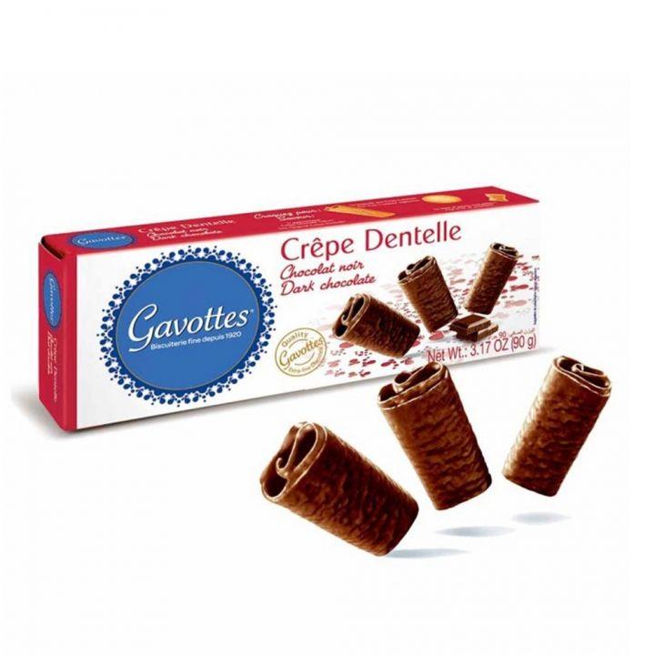 GavottesGavottes 黑巧克力法式脆餅