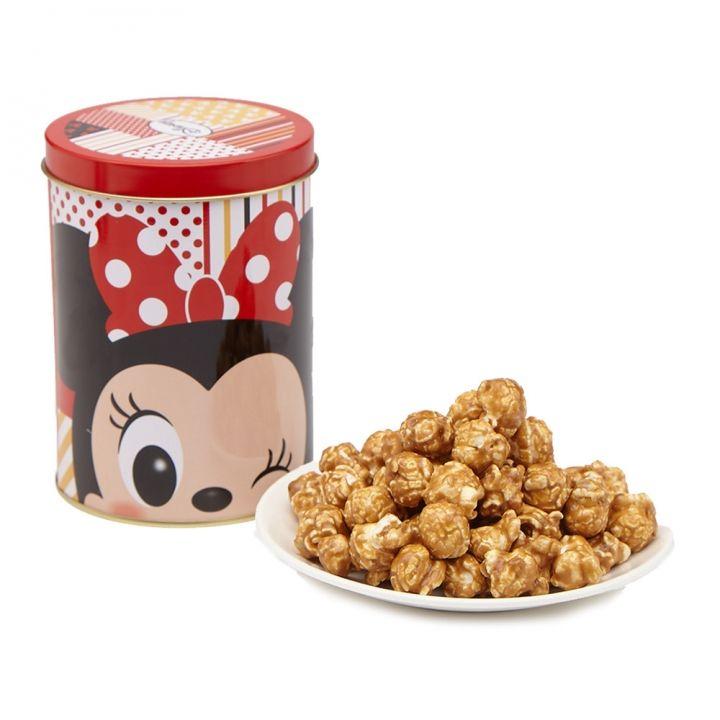 Disney迪士尼 《同品項.買10送1》太妃糖裏糖爆米花-俏皮美妮