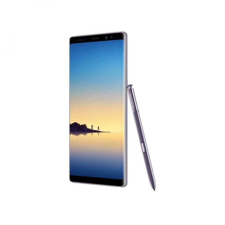 SAMSUNG三星 《送行動電源》Galaxy Note8手機 - 星紫灰