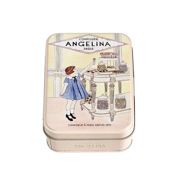 AngelinaAngelina 鹹奶油太妃糖鐵盒