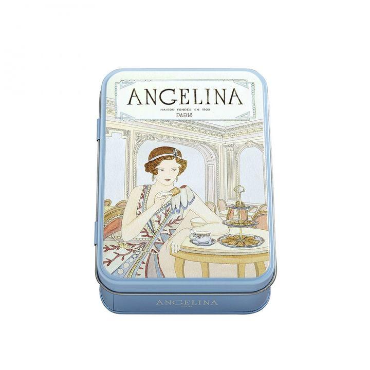 AngelinaAngelina 法式黑巧克力餅乾