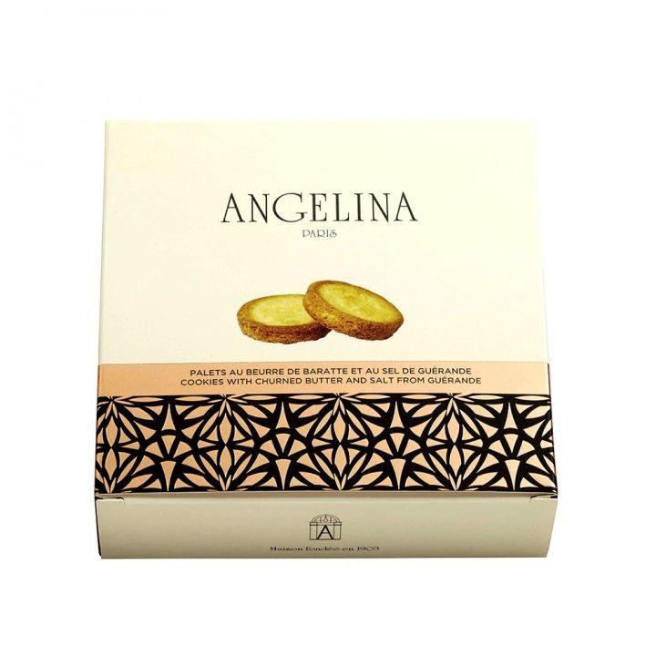 AngelinaAngelina 法式海鹽餅乾
