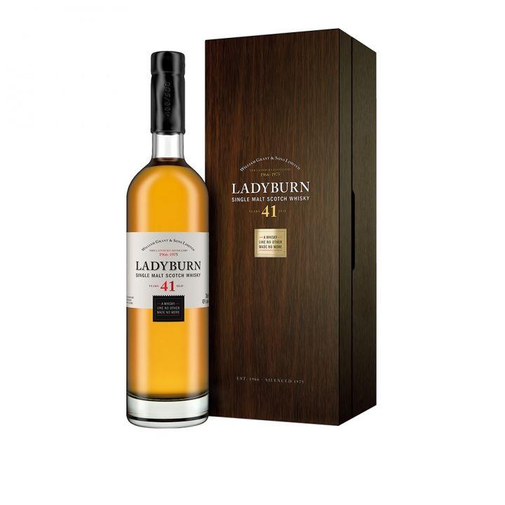 Ladyburn雷迪朋 41年單一麥芽威士忌