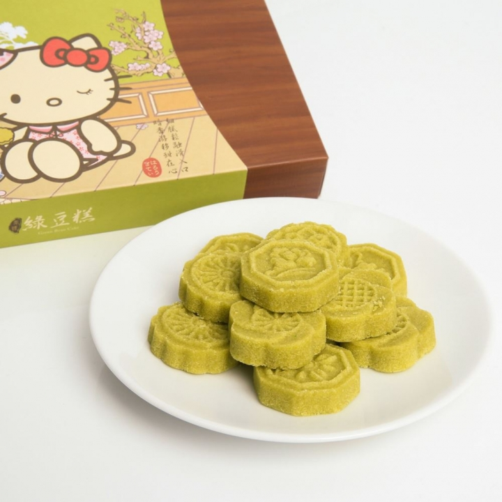 Hello Kitty - Hello Kitty奉禮-綠豆糕_13462-36389_大圖