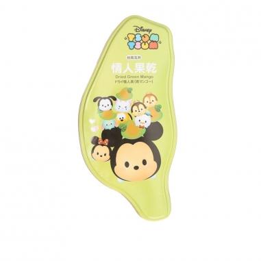Disney迪士尼 《同品項.買10送1》Tsum Tsum 機場限定情人果乾