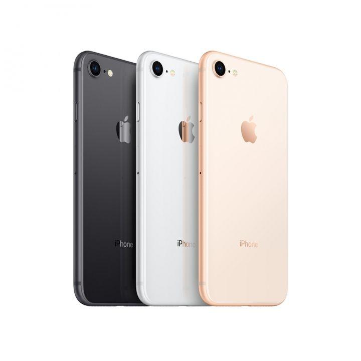 AppleApple 《送旅行好罩包》iPhone 8手機 64G