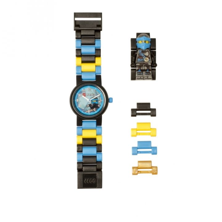 LEGO樂高 《2件9折》忍者電影系列手錶-赤蘭