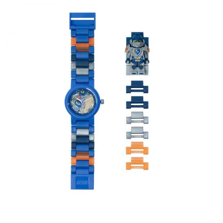 LEGO樂高 《2件9折》未來騎士系列手錶-克雷穆林頓