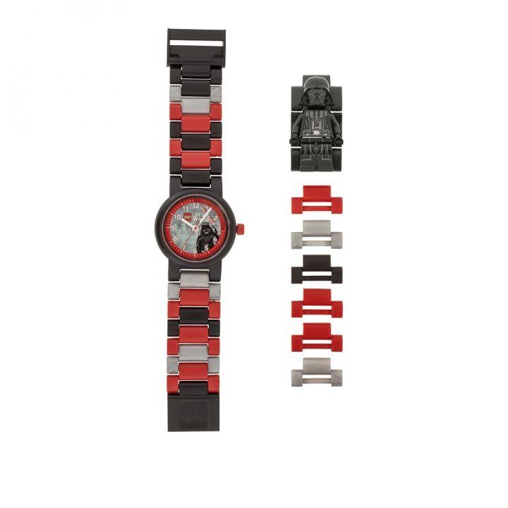 LEGO樂高 《2件9折》星際大戰系列手錶-黑武士