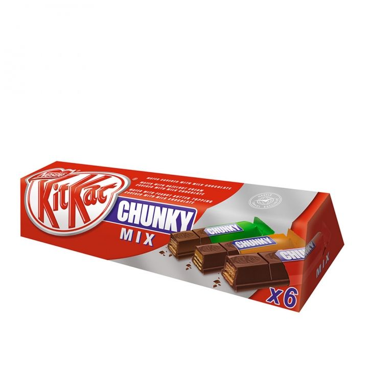 Nestle雀巢 綜合巧克力脆棒