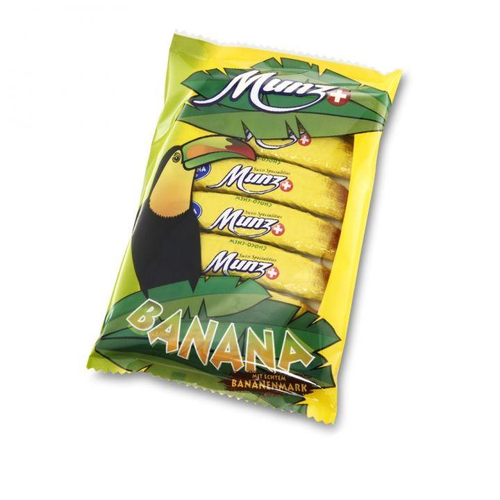 MunzMunz 香蕉巧克力