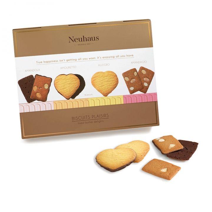 Neuhaus紐豪斯 巧克力餅乾