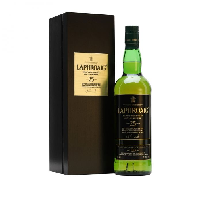 Laphroaig拉弗格 拉弗格25年威士忌