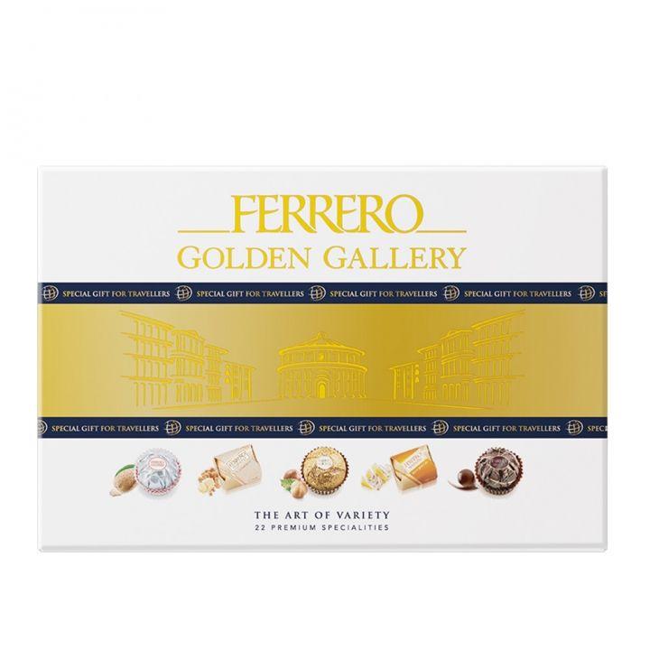 Ferrero費列羅 Golden Gallery巧克力禮盒