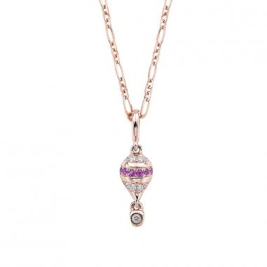 Ever Rich Jewelry昇恆昌珠寶 HOPE 鑽石項鍊