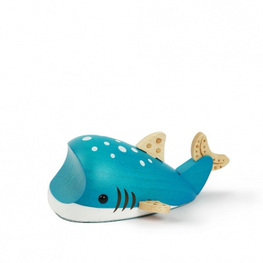 Jean Cultural知音文創 迴紋針收納座-鯨鯊