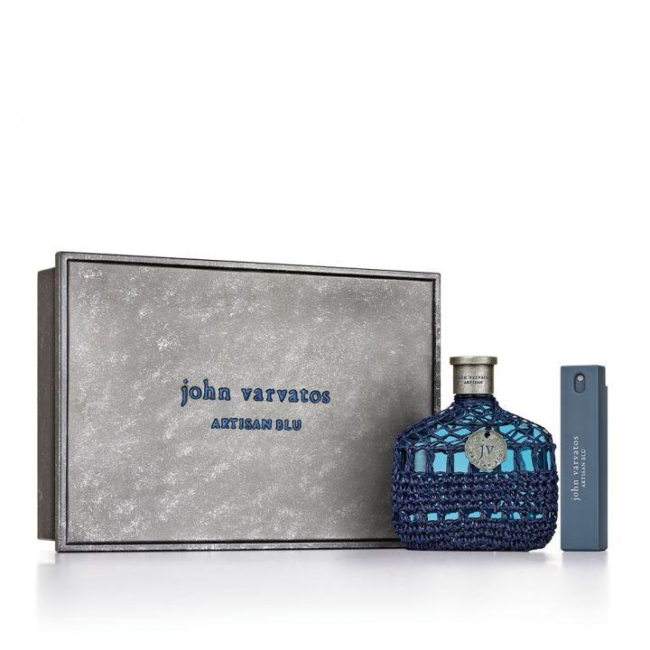 JOHN VARVATOS約翰瓦維托斯 ARTISAN BLU男性淡香水限量套組