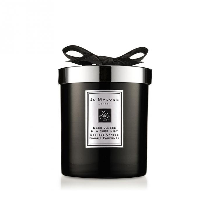 Dark Amber & Ginger Lily Home Candle黑琥珀與野薑花居室香氛工藝蠟燭