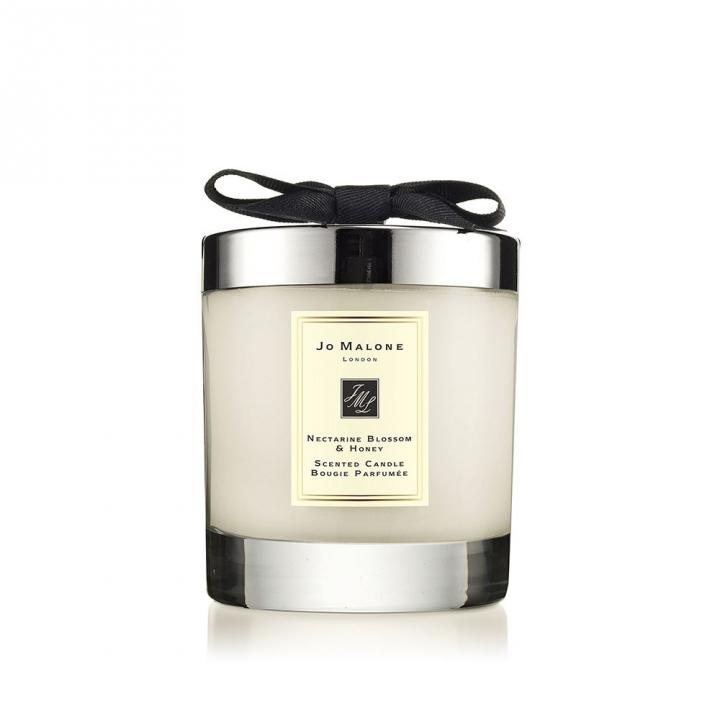 Nectarine Blossom & Honey Home Candle杏桃花與蜂蜜居室香氛工藝蠟燭