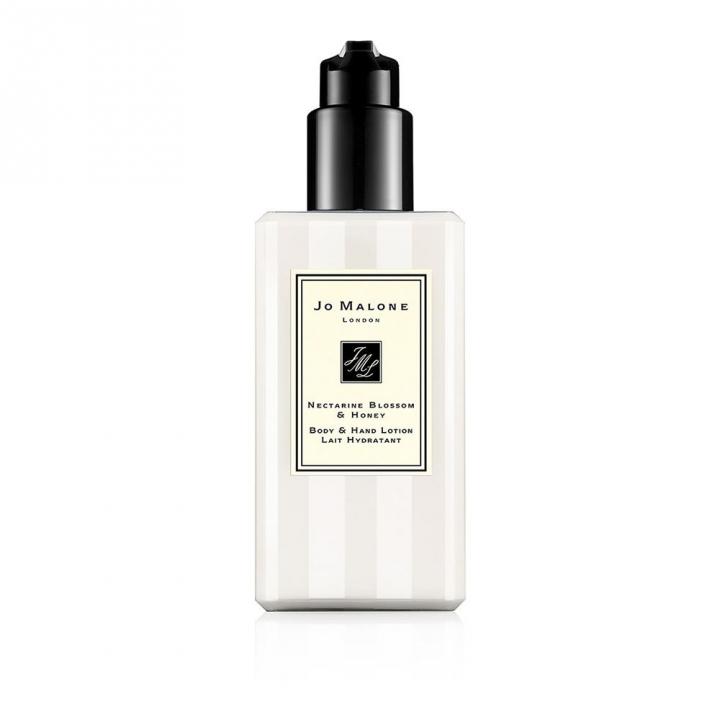 Nectarine Blossom & Honey Body & Hand Lotion杏桃花與蜂蜜手部及身體潤膚乳液