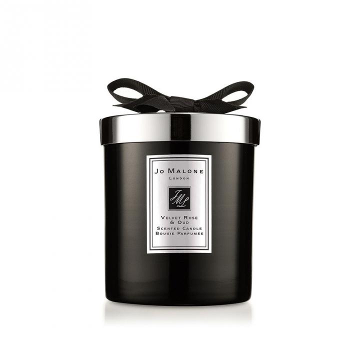 Velvet Rose & Oud Home Candle絲絨玫瑰與烏木居室香氛工藝蠟燭