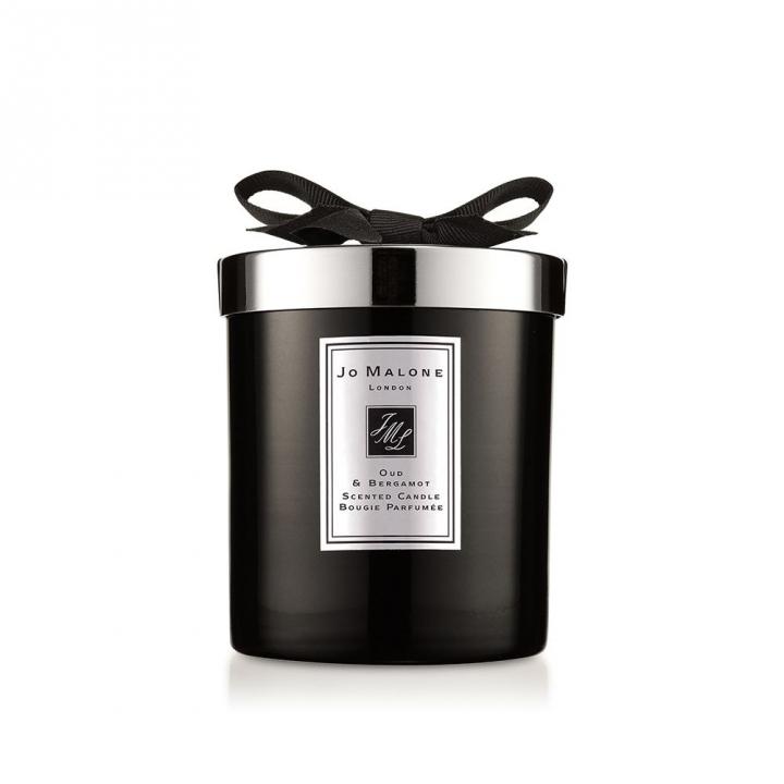 Oud & Bergamot Home Candle烏木與佛手柑居室香氛工藝蠟燭