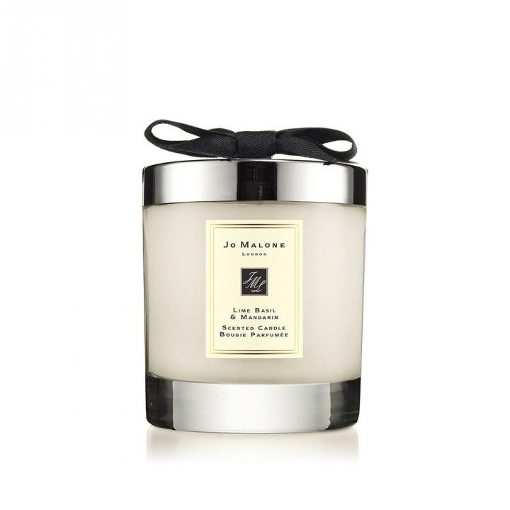 Lime Basil & Mandarin Home Candle青檸、羅勒與柑橘居室香氛工藝蠟燭