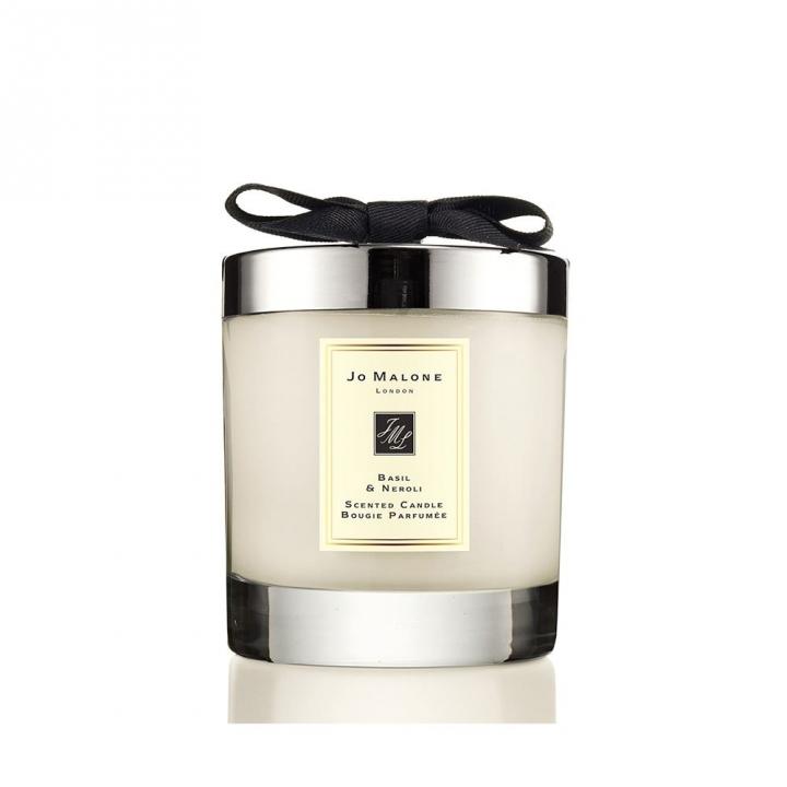 Basil & Neroli Home Candle羅勒與橙花居室香氛工藝蠟燭