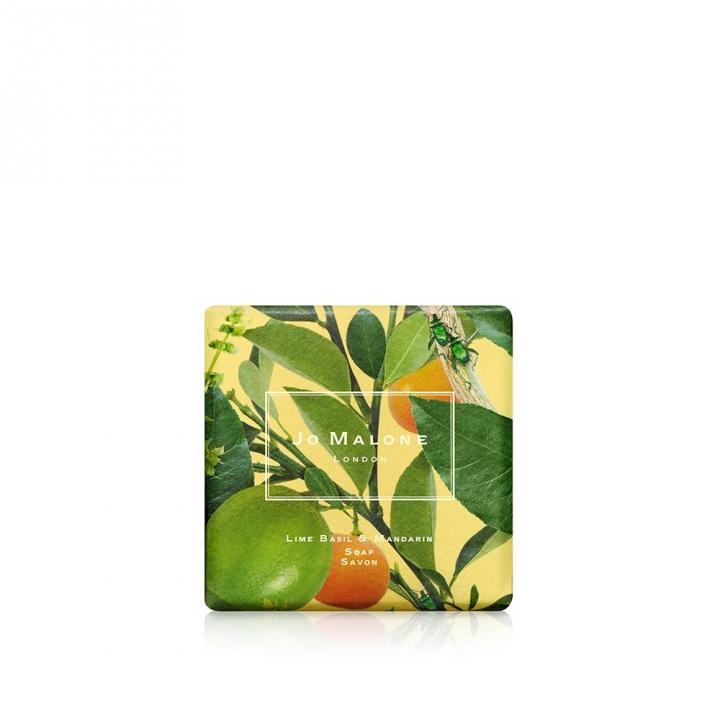 Lime Basil & Mandarin Michael Angove Soap青檸、羅勒與柑橘MICHAEL ANGOVE限量香皂系列