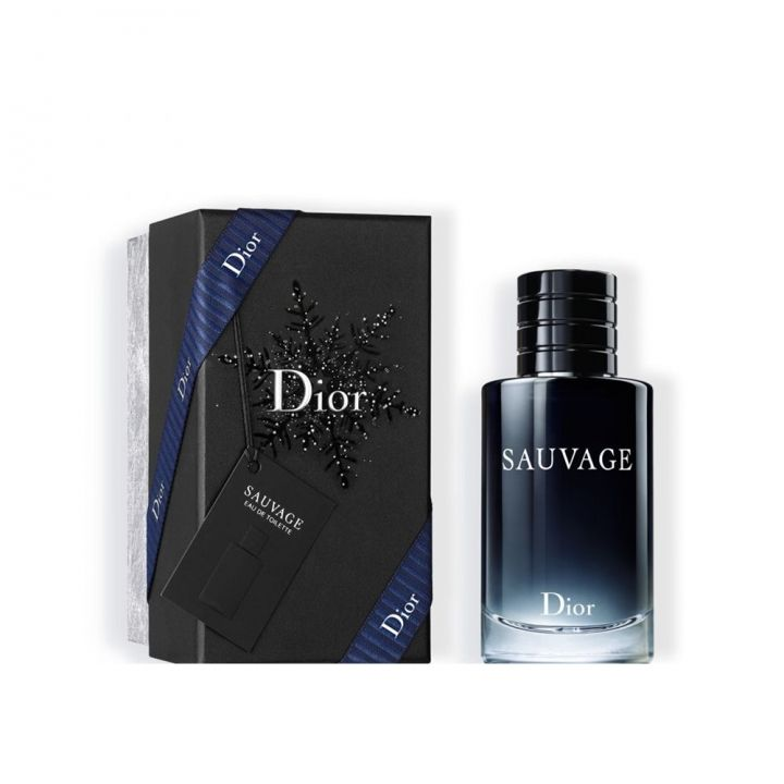 Dior迪奧 《耶誕限量》SAUVAGE曠野之心淡香水