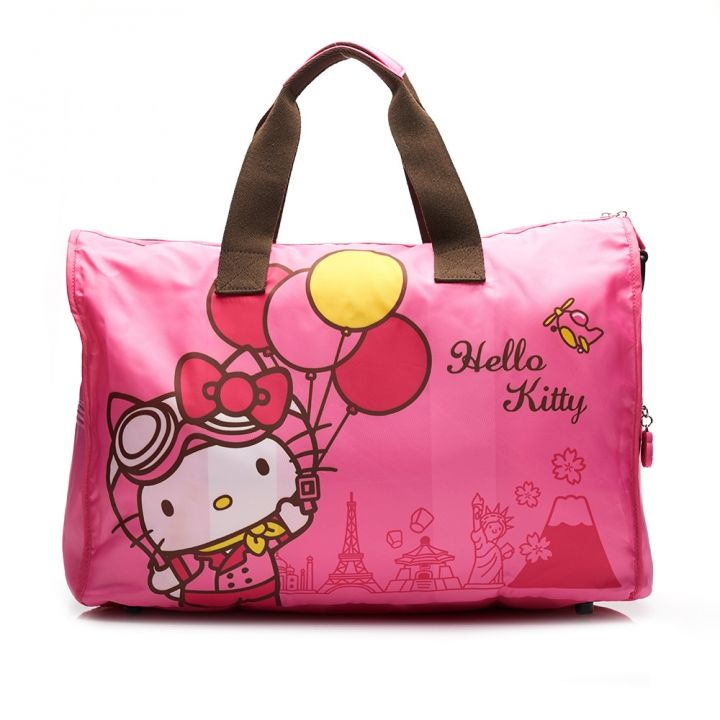 Hello KittyHello Kitty 環遊Kitty收納包