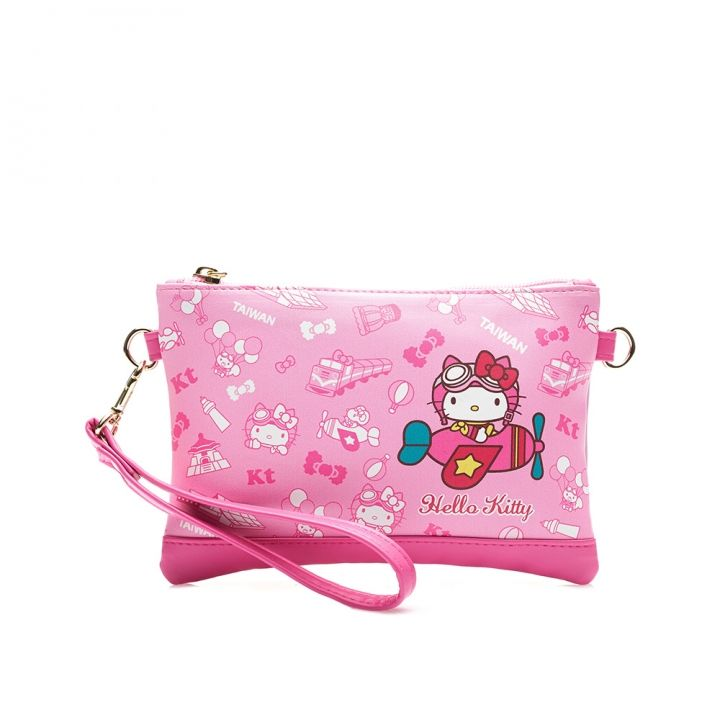 Hello KittyHello Kitty 機場限定-環遊Kitty隨身包