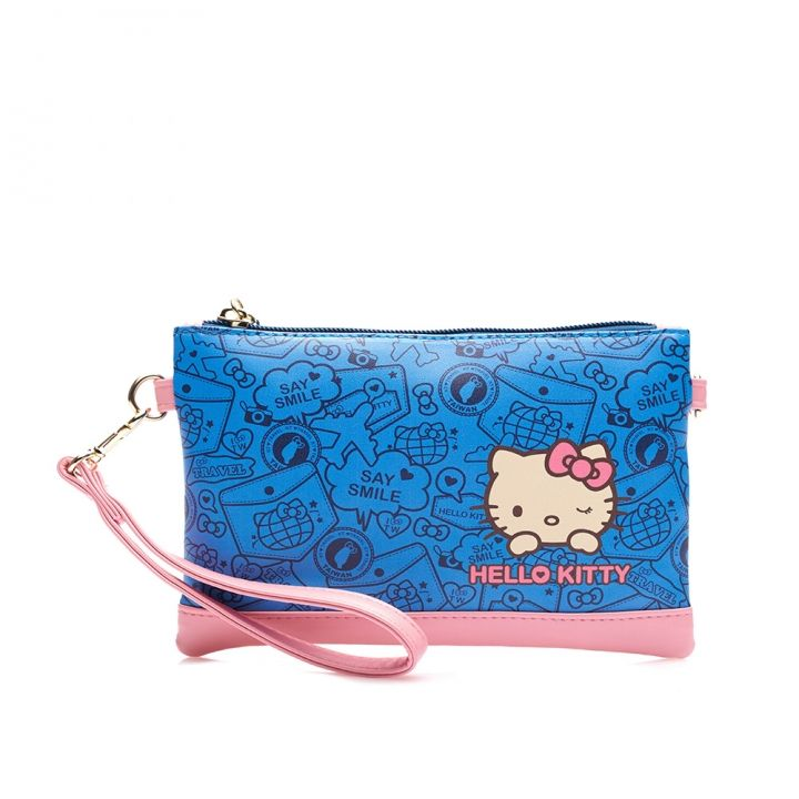 Hello KittyHello Kitty 機場限定-旅行Kitty隨身包