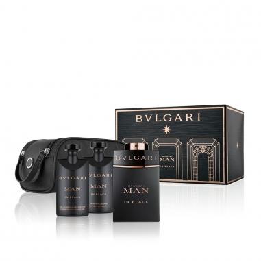 BVLGARI寶格麗 《耶誕限量》男性香水聖誕套組