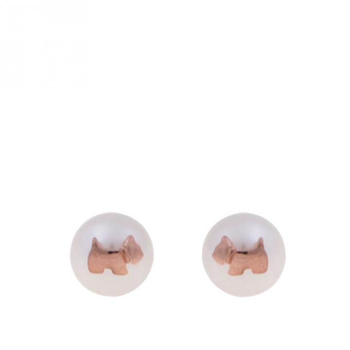 Scottie pearl EarringsScottie pearl耳環