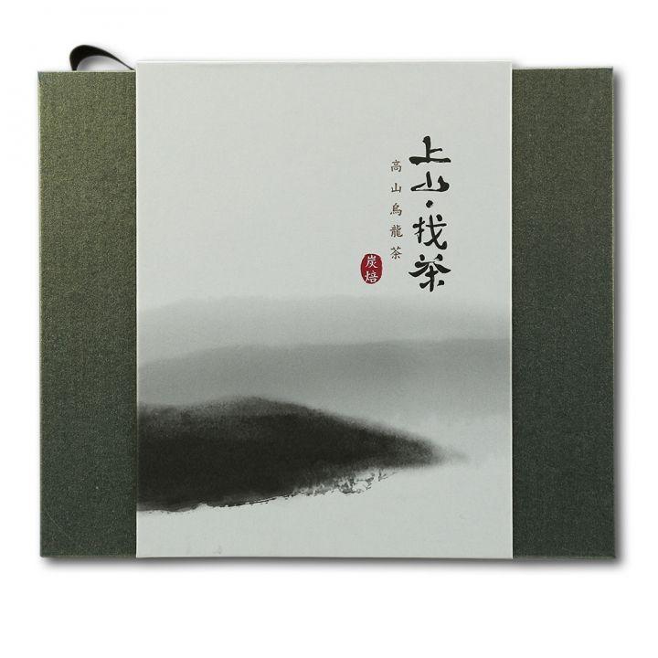 EVERRICH昇恆昌獨家開發監製 上山找茶炭焙烏龍茶禮盒