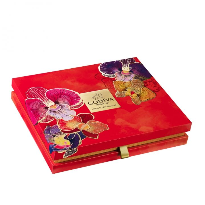 GodivaGodiva 《滿額送1》狗年巧克力禮盒
