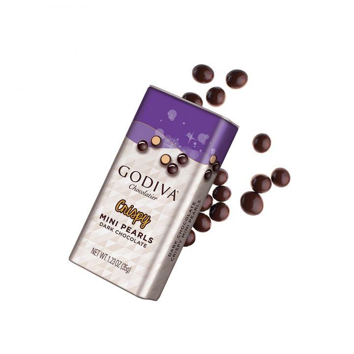 GodivaGodiva 香脆黑巧克力豆