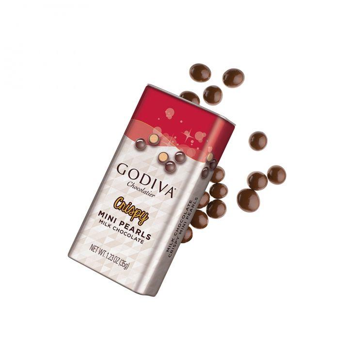 GodivaGodiva 香脆牛奶巧克力豆