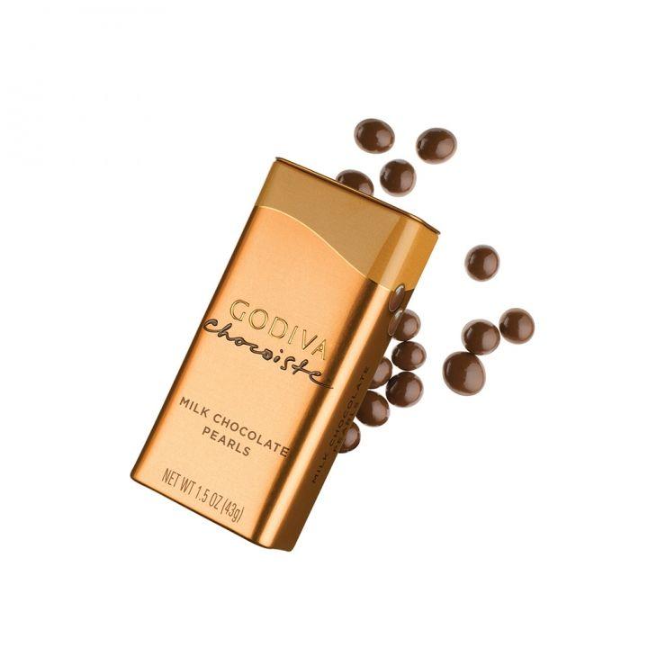 GodivaGodiva 卡布其諾牛奶巧克力豆